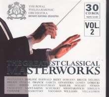 Royal PO - Greatest Classical Masterworks Vol.2, 30 CDs