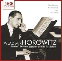 Vladimir Horowitz - Vollkommenheit und Seele, 10 CDs