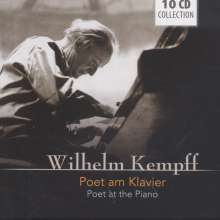 Wilhelm Kempff - Poet am Klavier, 10 CDs
