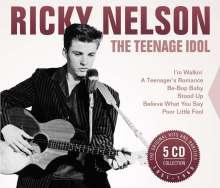 Rick (Ricky) Nelson: Ricky Nelson: The Teenage Idol, 5 CDs
