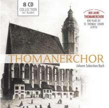 Thomanerchor Leipzig - Johann Sebastian Bach, 8 CDs