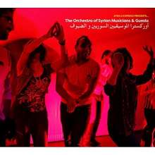 The Orchestra of Syrian Musicians & Guests: Africa Express presents..., CD