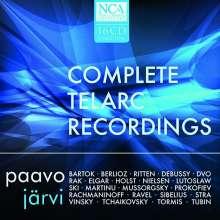 Paavo Järvi - Complete Telarc Recordings, 16 CDs