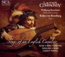 Kobie van Rensburg - Songs of an English Chevalier, CD