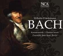 Wilhelm Friedemann Bach (1710-1784): Kammermusik, CD