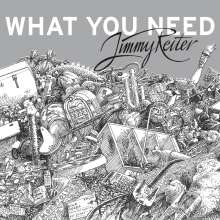 Jimmy Reiter: What You Need, CD