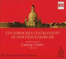 Ein barockes Festkonzert in der Frauenkirche, CD