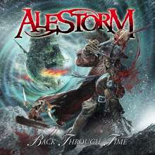 Alestorm: Back Through Time, CD