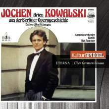 Jochen Kowalski - Arien aus der Berliner Operngeschichte, CD
