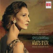 Stella Doufexis - Nuits D'Ete, CD