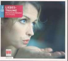 """Berlin Classics Sampler """"Liebesträume"""", 2 CDs"""