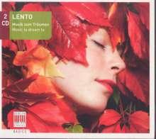 "Berlin Classics Sampler ""Lento"", 2 CDs"