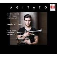 Tamas Palfalvi - Agitato, CD