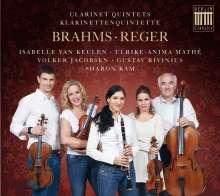 Johannes Brahms (1833-1897): Klarinettenquintett op.115 (limitierte Ausgabe mit Interview), 2 CDs