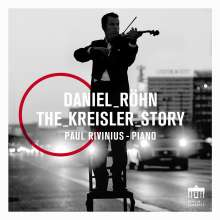 Daniel Röhn - The_Kreisler_Story, CD