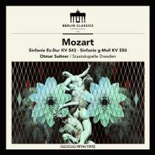 Wolfgang Amadeus Mozart (1756-1791): Symphonien Nr.39 & 40 (180g), LP