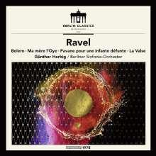 Maurice Ravel (1875-1937): Bolero (180g), LP