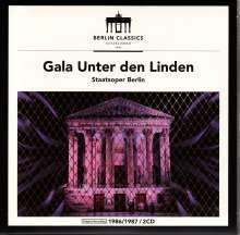 Gala Unter den Linden, 2 CDs