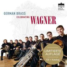 German Brass Celebrating Wagner, CD