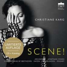 Christiane Karg - Scene!, CD
