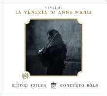 Midori Seiler - La Venezia di Anna Maria, 2 CDs