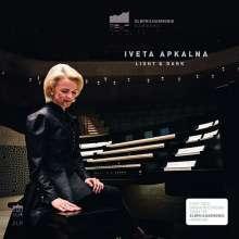 Iveta Apkalna - Light and Dark (180g), 2 LPs