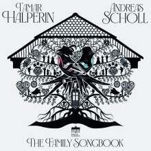 Andreas Scholl & Tamar Halperin - The Family Songbook, CD
