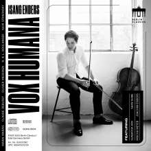 Isang Enders - Vox humana, CD