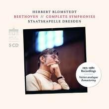 Ludwig van Beethoven (1770-1827): Symphonien Nr.1-9, 4 CDs