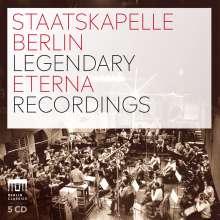 Staatskapelle Berlin - Legendary Eterna Recordings, 5 CDs
