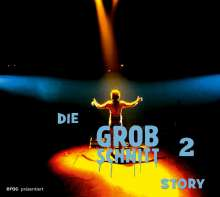 Grobschnitt: Die Grobschnitt Story Vol. 2, 2 CDs
