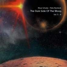 Klaus Schulze & Pete Namlook: The Dark Side Of The Moog Vol. 5 - 8, 5 CDs