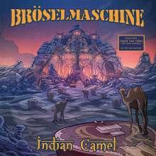 Bröselmaschine: Indian Camel (Limited-Edition) (Orange Vinyl), LP