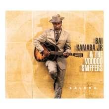Bai Kamara Jr: Salone, CD