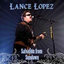 Lance Lopez: Salvation From Sundown, CD