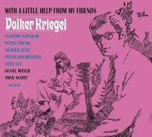 Volker Kriegel (1943-2003): With A Little Help From My Friends, CD