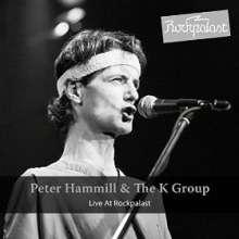 Peter Hammill: Live At Rockpalast: Hamburg 1981, 1 DVD und 2 CDs
