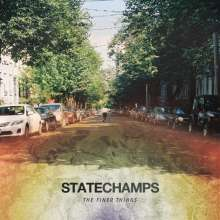 State Champs: The Finer Things, CD