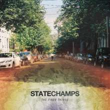 State Champs: The Finer Things (Limited Edition) (Colored Vinyl), LP