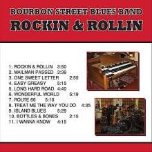 Bourbon Street Blues Band: Rockin & Rollin, CD