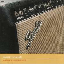 Martin Schmidt: Blues & Some Other Stuff, CD