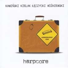 Harmonijkowy Atak: Harpcore, CD