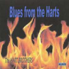 Hart Brothers: Blues From The Harts, CD