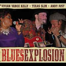 Vivian Vance Kelly: Blues Explosion, CD