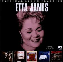 Etta James: Original Album Classics, 5 CDs