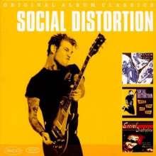 Social Distortion: Original Album Classics, 3 CDs