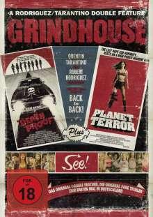 Grindhouse (Death Proof + Planet Terror), DVD