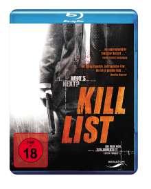 Kill List (Blu-ray), Blu-ray Disc