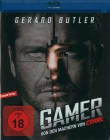 Gamer (Blu-ray), Blu-ray Disc
