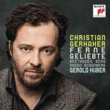 Christian Gerhaher - Ferne Geliebte, CD